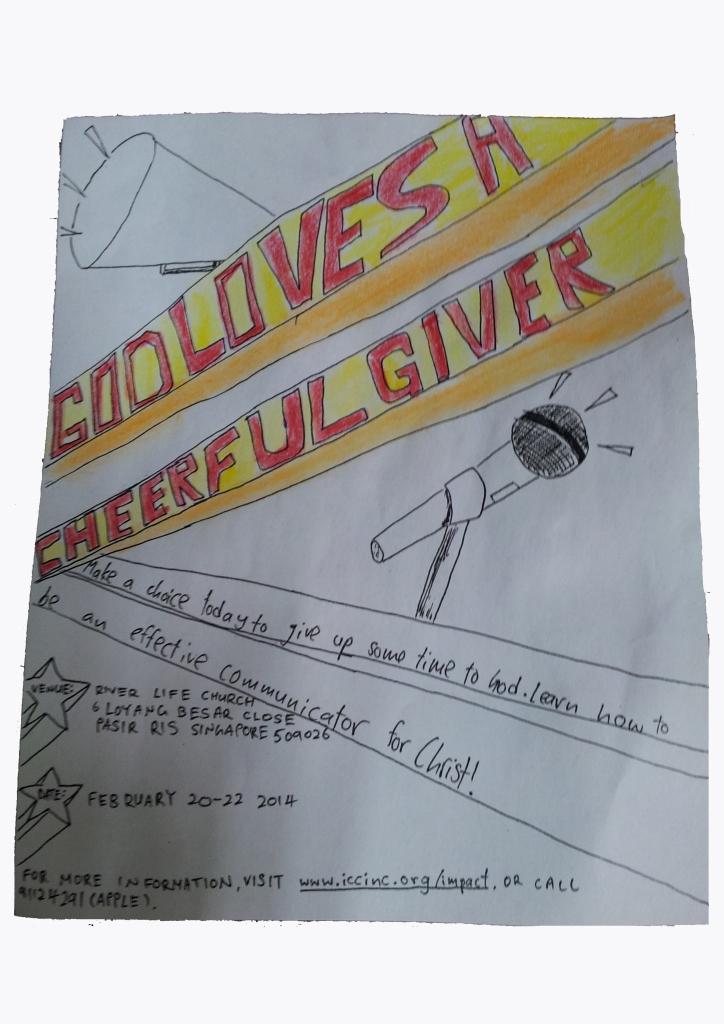 John's flyer 1